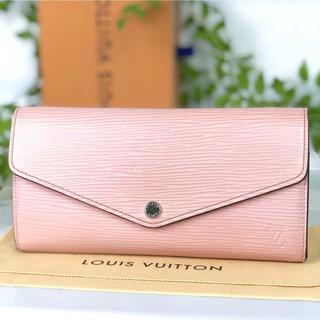 ルイヴィトン(LOUIS VUITTON)の✳︎ルイヴィトン ポルトフォイユ 新型サラ エピ 長財布 正規品✳︎(財布)