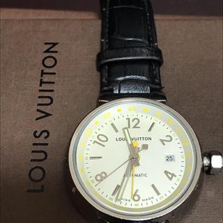 ルイヴィトン(LOUIS VUITTON)のルイヴィトン 腕時計 自動巻き  LOUIS VUITTON GMT(腕時計(アナログ))