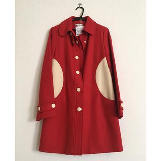 KOOKAI 赤 コート