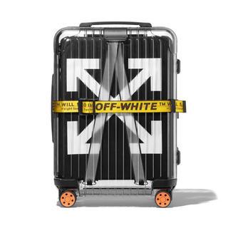 オフホワイト(OFF-WHITE)のOFF-WHITE x RIMOWA スーツケース(トラベルバッグ/スーツケース)