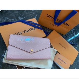 ルイヴィトン(LOUIS VUITTON)のLOUIS VUITTN ポルトフォイユ・サラ(財布)