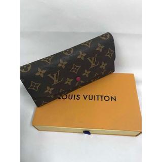 ルイヴィトン(LOUIS VUITTON)のLouis Vuitton  ルイヴィトン レディースモノグラム 長財布(財布)