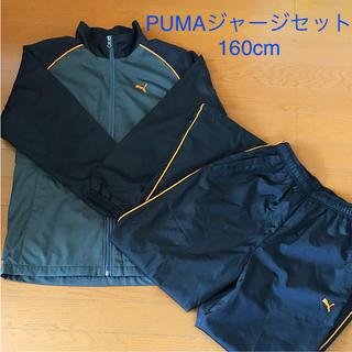 PUMA - PUMA ジャージ上下セット♡内側はあったか素材です!
