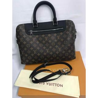 ルイヴィトン(LOUIS VUITTON)のLouis Vuitton  ルイヴィトン メンズ書類、通勤 バッグ ショルダー(トートバッグ)
