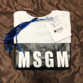 エムエスジイエム(MSGM)のMSGM メンズトレーナー(スウェット)