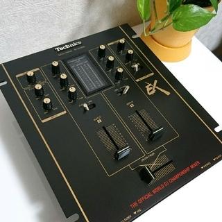 パナソニック(Panasonic)の【美品】Technics SH-EX1200/ミキサー/テクニクス/DJ(DJミキサー)