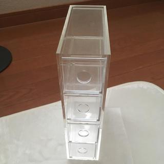 ムジルシリョウヒン(MUJI (無印良品))のアクリルメガネ 小物ケース 無印(小物入れ)
