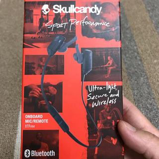 スカルキャンディ(Skullcandy)のSkullcandy Bluetooth イヤホン(ヘッドフォン/イヤフォン)