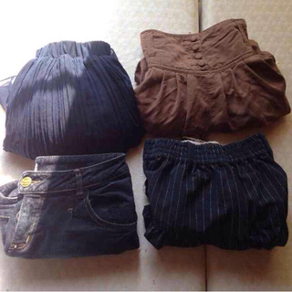 ハニーズ(HONEYS)のショートパンツ、スカート、スカートズボン(ショートパンツ)