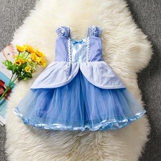 ディズニー(Disney)のシンデレラ風 ドレス ワンピース(ワンピース)