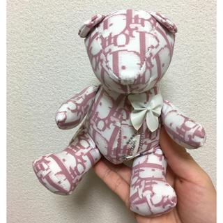 ディオール(Dior)のDior クマのヌイグルミ babyDior (ぬいぐるみ)