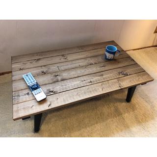 【建築工房が作る】ローテーブル③(家具)