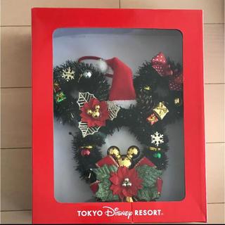 ディズニー(Disney)のミッキークリスマスリース(リース)