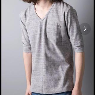 ガルヴァナイズ(Galvanize)のガルバナイズ 新品未使用 五分袖 Tシャツ(Tシャツ/カットソー(七分/長袖))