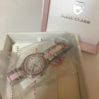 アンクラーク(ANNE CLARK)のanne clark 腕時計 未使用(腕時計)