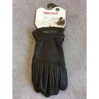 マーモット(MARMOT)のMarmot 豚革手袋 メンズM(手袋)