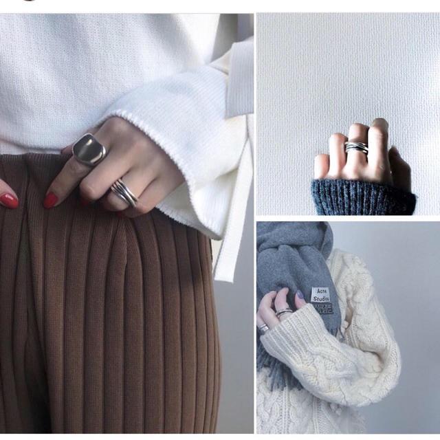 Philippe Audibert(フィリップオーディベール)の極美品⭐️PHILIPPE AUDIBERT/フィリップ オーディベール リング レディースのアクセサリー(リング(指輪))の商品写真