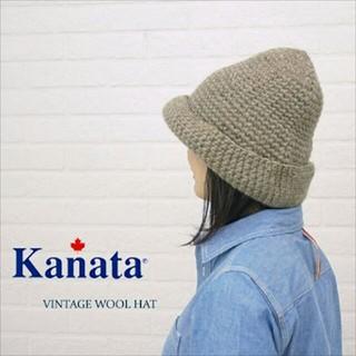 カナタ(KANATA)の●KANATA カナタ/ヴィンテージウールハット●ジャーナルスタンダード購入(ハット)