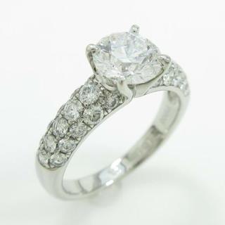 ラザール ダイヤモンド ダイヤモンドリング 1.01ct・F・VS1(リング(指輪))
