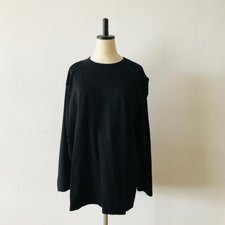 エムエムシックス(MM6)のMM⑥  maison margiela  オーバーサイズ ロンT(Tシャツ(長袖/七分))