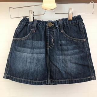 ブリーズ(BREEZE)のBREEZE/サイズ130  デニムスカート(スカート)