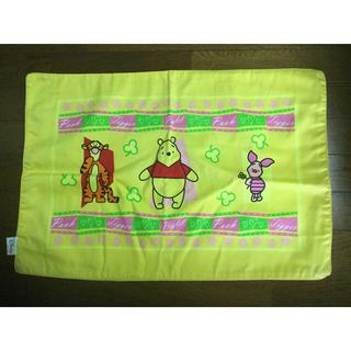 ディズニー(Disney)のプーさん枕カバー(枕)
