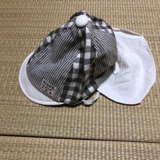 シマムラ(しまむら)の☆美品!帽子46㎝(帽子)