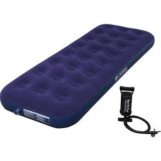 今だけ価格★ エアベッド シングルサイズ 専用ポンプ付(簡易ベッド/折りたたみベッド)