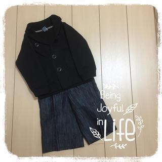 ザラキッズ(ZARA KIDS)のザラキッズ   ブルゾン  羽織り  98(ジャケット/上着)