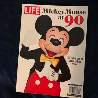 ディズニー(Disney)のLIFE誌 Mickey Mouse 90周年(歳?) 記念特集号(その他)