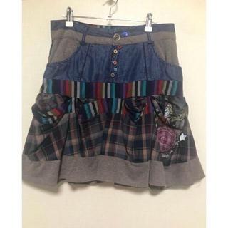 デシグアル(DESIGUAL)のデシグアル スカート (ひざ丈スカート)