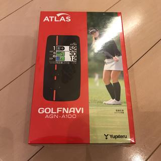 ユピテル(Yupiteru)のゴルフナビ  ATLAS  AGN-A100  株式会社ユピテル(その他)