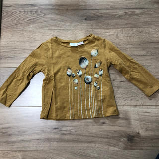 ザラ(ZARA)の長袖 Tシャツ(Tシャツ/カットソー)