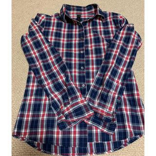 ダブルジェーケー(wjk)のwjk  レッド×ブルー チェックシャツ(シャツ)
