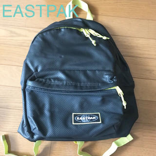 イーストパック(EASTPAK)の★未使用★eastpak イーストパック リュック 黒 バックパック(バッグパック/リュック)