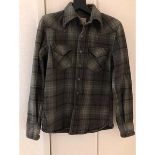 バックボーン(BACKBONE)のBACKBONE×Wrangler ネルシャツ(シャツ)