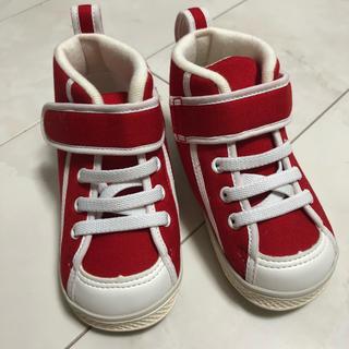 アニエスベー(agnes b.)の最終価格 アニエスベー ベビー 靴(スニーカー)