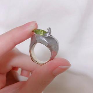 スーパーハッカ(SUPER HAKKA)のりんごリング(リング(指輪))