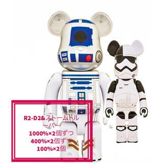 メディコムトイ エキシビション 18 R2-D2&ストームトルーパー10体セット
