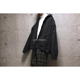 [used]'CHAPS' XL zip-up blouson/jacket.(ブルゾン)