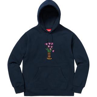 シュプリーム(Supreme)のflowers hooded sweatshirt(パーカー)