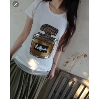 ハーフマン(HALFMAN)のHALFMAN♥tシャツ(Tシャツ(半袖/袖なし))