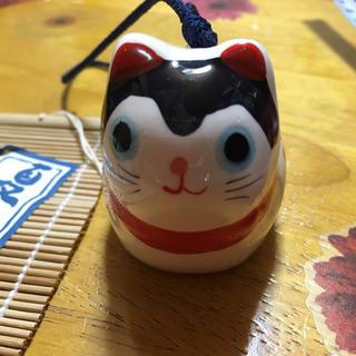 風鈴 猫(風鈴)