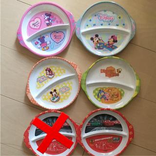 ディズニー(Disney)のプレート(プレート/茶碗)