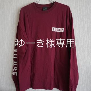 デビルユース(Deviluse)のdeviluse ロングTシャツ(Tシャツ/カットソー(七分/長袖))