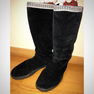 ナイキ(NIKE)の♡ ナイキチャッカモックブーツ  25㌢ ♡(ブーツ)