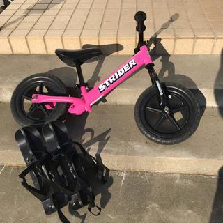 ストライダ(STRIDA)の専用  スノーストライダーパーツのみ(自転車)