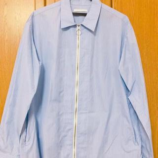 ディスカバード(DISCOVERED)のDISCOVERED リングジップ ストライプ シャツ(シャツ)