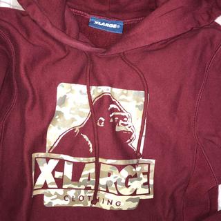 X-LARGE パーカー