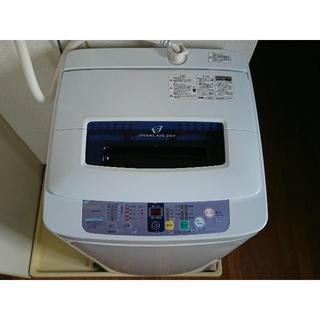 ハイアール(Haier)のHaier 全自動洗濯機 JW-K42F 4.2kg 2012年製 中古 稼働品(洗濯機)